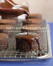 Essence of Chocolate: Recipes for Baking and Cooking with Fine Chocola-ExLibrary