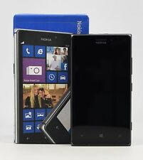 OPEN BOX- Nokia Lumia 925 Black RM-892 (FACTORY UNLOCKED) 8.7MP PureView , 16GB