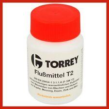 Weichlot Flußmittel  Lötwasser  T 2  80-ml