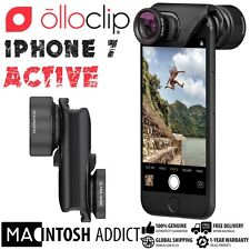 Olloclip Active Lens Kit Set For iPhone 7 /PLUS | Ultra-Wide Angle | Telephoto
