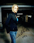 Miranda RAISON Signed Autograph 10x8 Photo AFTAL COA TV Series SPOOKS