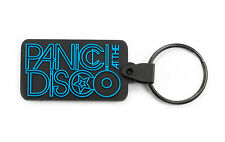 PANIC AT THE DISCO Rubber Key Chain Key Ring Keychain Keyring