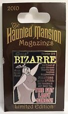 Disney - Haunted Mansion Magazines - Gus' Bizarre LE 2500 Pin