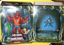 CLAWFUL MASTERS OF THE UNIVERSE CLASSICS FILMATION 2.0 MOTUC MOTU MiB HE MAN NEW
