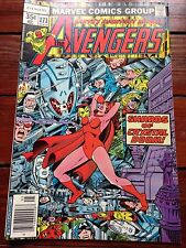 The Avengers #171 May 1978 Ultron and Jocasta