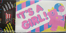 """Magnetic Works  Mail Box Wrap New in Package """"It's A Girl"""""""