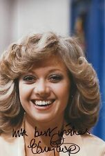 Elaine Paige Hand Signed 12x8 Photo 1.