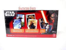 ASS Disney Star Wars Spielebox Episode I-VI Rebels Giochi carte Oggetti gioco