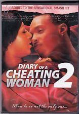 DIARY OF A CHEATING WOMAN 2 (DVD, 2013) USED VERY GOOD