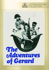 THE ADVENTURES OF GERARD  (1970 Claudia Cardinale) - Region Free DVD - Sealed