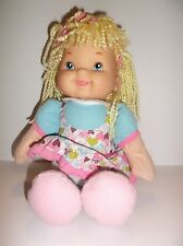 Baby's first Molly Manners Girls Doll Sings A Nice Song About Manners