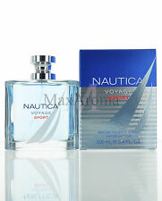Nautica Voyage Sport by Nautica Eau de Toilette 3.4 oz 100 ml Spray  Men NEW
