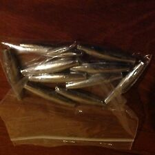 BARREL LEAD FISHING WEIGHTS  3/4oz. 25grm. X10