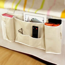 Creative Popular Bedside Pocket Hanging Bag Phone Ipad Holder Storage Bag