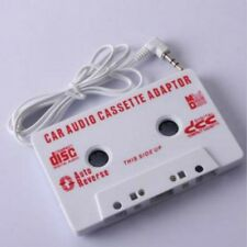 Car Cassette Tape Player Adapter iPhone iPod MP3 CD Radio Stereo