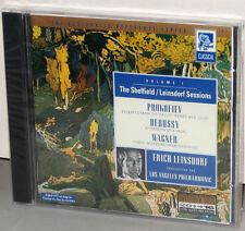 SHEFFIELD Labs GOLD CD 10043-2-G: Leinsdorf Sessions Volume One, 1 - OOP 1995 SS