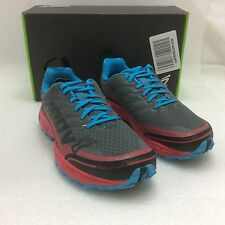 Inov-8 Women's Race Ultra 290 Trail Running Shoes, grey/berry/blue, 6.5