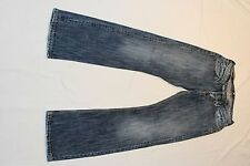 TH0172 LEE X-LINE ROSCOE Herren Jeans Blau USED W28 L32