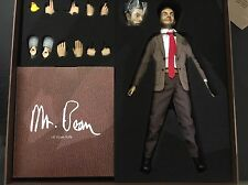 1/6 Scale ZWCO Mr. Bean Deluxe Figure Set Complete US Seller Brand New