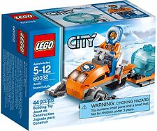 New LEGO City Arctic Snow Mobile 60032 - Factory Sealed!