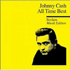 Johnny Cash-All time best-Reclam Musica Edition CD 24 tracks country/folk nuovo