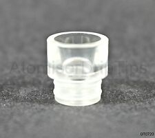 POM Drip Tip For 510 Atomisers (Translucent)
