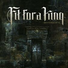 Fit for a King - Descendants - Redux [New CD]