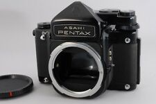 [Near Mint] Asahi Pentax 6X7 MLU TTL Medium Format Camera Lens from Japan #5651