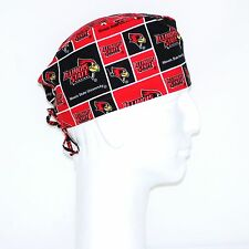 Illinois State University Redbirds Theme Scrub Hat