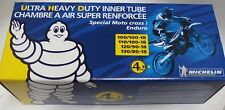 Camera Michelin Ultra Heavy Dovere Interiore Tube Air Chamber 130/80-18 4mm 18