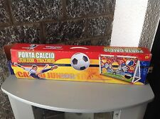 Vintage#Porta Calcio Junior Trainer Nib  Porta Calcetto  Rigori