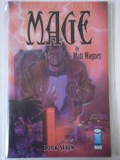 MAGE THE HERO DISCOVERED BOOK 7 IMAGE COMICS MATT WAGNER 9781582400570