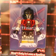 SDCC 2015 Excl. SLOG Kreon Class of 1985 Kreo Transformers Lego - Loose