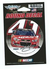 NASCAR 2015 KURT BUSCH #41 3 in round decal