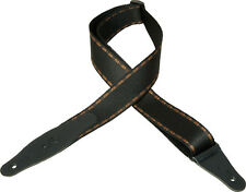 """Levy's MSSW80-03 2"""" Wide Woven Guitar Strap"""