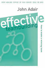 Effective Teambuilding: How to Make a Winning Team (Effective1 Series),GOOD Book