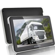 "XGODY 7"" TRUCK CAR Lorry Coach HGV  GPS SAT NAV NAVIGATION 4GB FREE MAPS update"