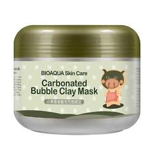 Hot Deep Pore Cleansing Clay Mask Carbonated Bubble Moisturizing Anti Acne Mask