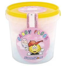 Candy Floss Big 50gm Tubs - 6 per pack - Assorted Colours