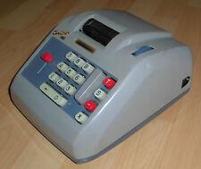 dachbodenfund rechenmaschine unitrex M III alt top nostalgie büro deko maschine