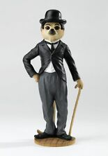 Magnificent Meerkats Charlie Chaplin Figurine NEW in Gift box - 24226