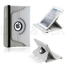 For iPad Mini 1 2 3 Retina 360 Rotating Leather Case Smart Cover Swivel Stand