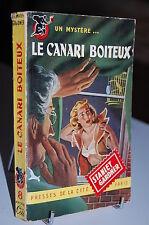 LE CANARI BOITEUX  Perry Mason Un Mystère N°8 Stanley Gardner Presses Cité 1950