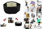 16 Magnetic Heat Waist Belt Brace For Lower Back Pain Relief Therapy Support B