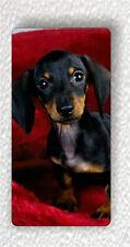 DOG PUPPY DASCHUND FRIDGE LARGE MAGNET -ghy7Z