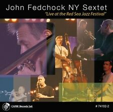 John Fedchock - Live at the Red Sea Jazz Festival [New CD]