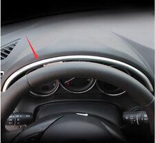 Interior Dashboard Meter Stripe Cover Trim 1pcs For Mazda CX-5 CX5 2012 - 2016