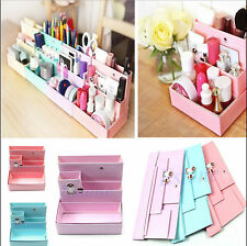 Cosmetic Organizer Clear DIY Makeup Drawers Holder Case Box Jewelry Storage Cool
