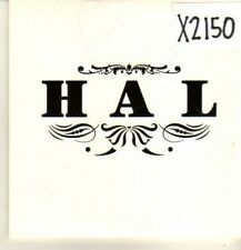 (CN895) Hal, Worry About the Wind - 2004 DJ CD