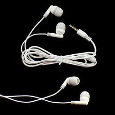 Universal 3.5mm In-ear Earbud Earphone Headphone Headest for iPhone PDA PSP MP4